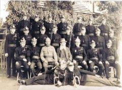 Mannschaftsfoto um 1926