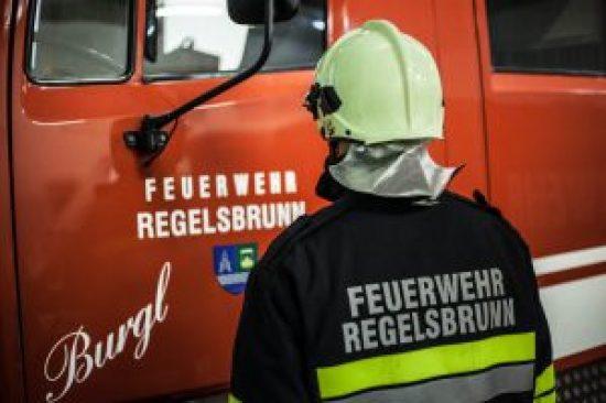 Feuerwehr Regelsbrunn